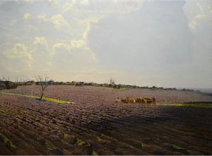 Дубовской Николай Земля