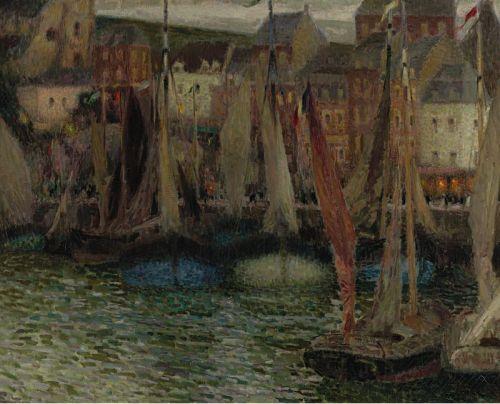 Лодки в Трепоре