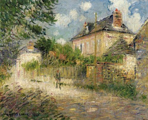 Дом господина Компона в Водрейле - изображение 1