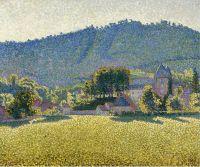 Долина в Комбля-де-Шато