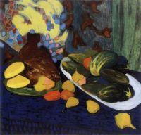 Натюрморт из фруктов и овощей