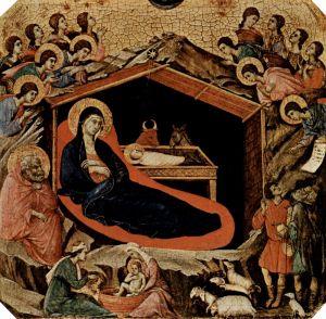 """Готика """"Маэста"""" - Рождество Христово"""