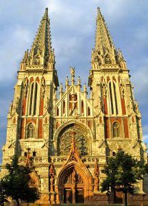 Кафедральный собор в Киеве, Украина