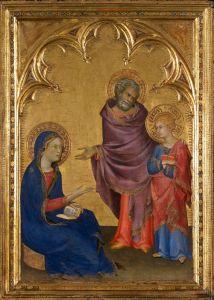 Мартини Симоне Христа нашли в храме