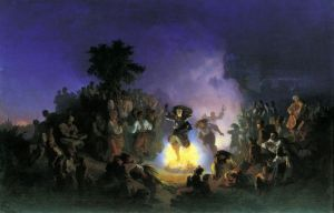 Українське мистецтво Ніч на Івана Купала
