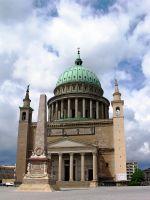 Церковь Святого Николая в Потсдаме, Германия