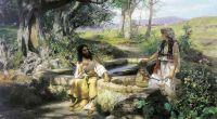 Христос и самаритянка