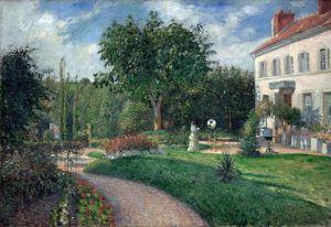 Піссарро Каміль Сад Les Mathurins в Понтуазі