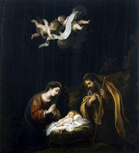 Мурильо Бартоломе Эстебан Рождество Христово
