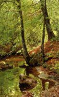 Лесной ручеек