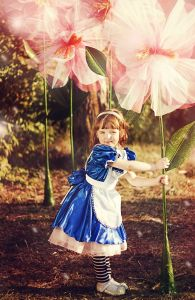 Девочка-фея