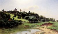 Саввино-Сторожевский Монастырь около Звенигорода