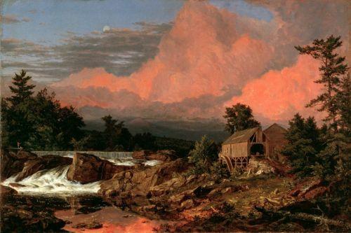 Водопад Ратленд
