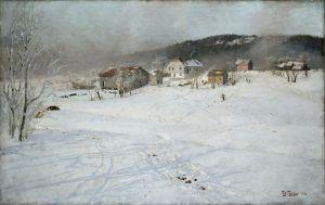 Таулов Фриц Зима