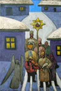 Сыпняк Петр Коляда