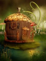 Чудо-будинок