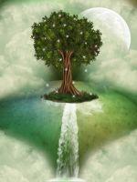Фантастическое дерево