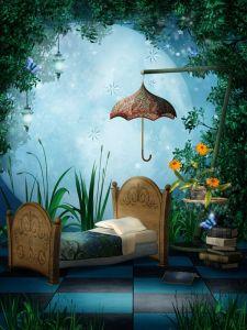 Сказочная кроватка