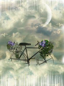 Сказочный велосипед