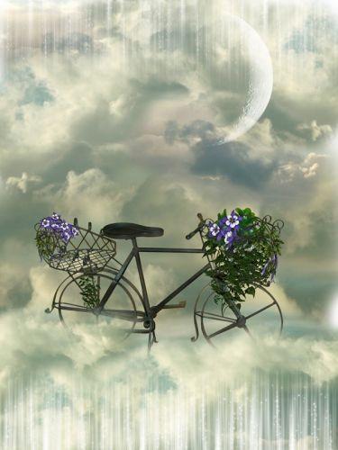 Казковий велосипед