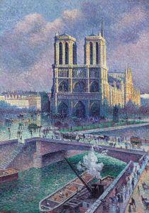 Люс Максимильен Нотр-Дам, Париж