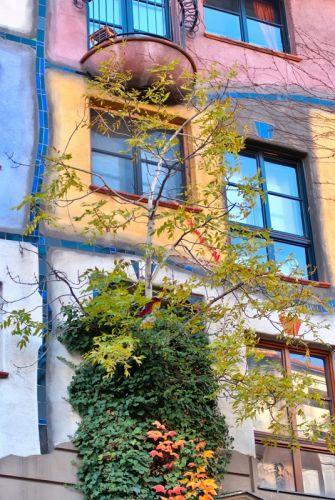 Дом Хундертвассера, Австрия