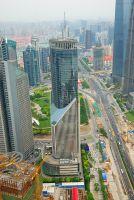 Район Пудун у Шанхаї