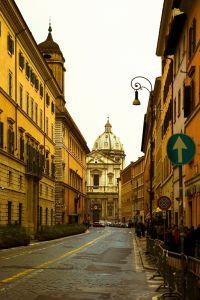Улица Рима