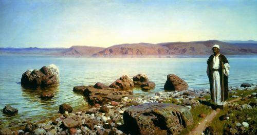 На Тивериадском озере
