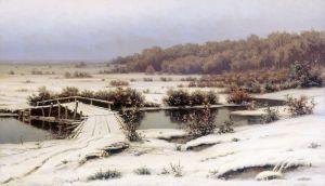 Волков Ефим Первый снег