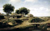 Деревня в Орловской губернии