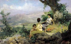 Семирадский Генрих Отдых