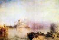 Догана и церковь Санта Мария делла Салюте в Венеции