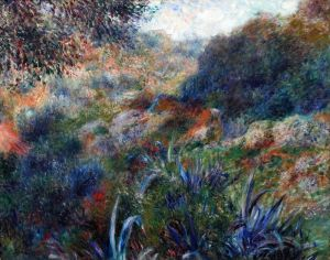 Ренуар Огюст Алжирський пейзаж