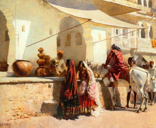 Рынок в Индии
