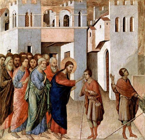 """""""Маеста"""" - Межі зі сценами Спокуси Христа - зображення 1"""