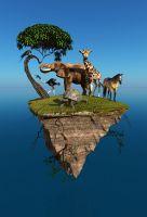 Остров зверей