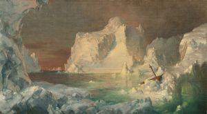 Черч Фредерік Едвін Останнє дослідження айсбергів