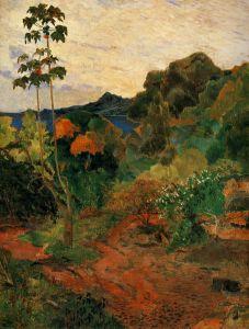 Гоген Поль Тропическая растительность