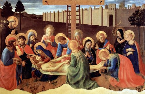 Плач над Мертвым Христом