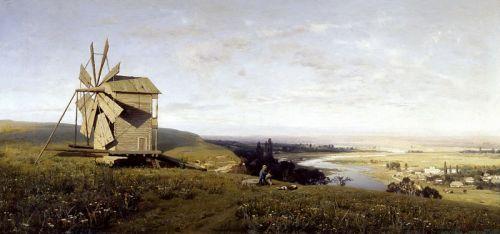 Український пейзаж