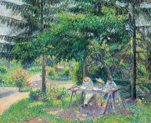 Піссарро Каміль Діти в саду