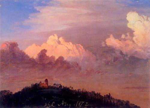 Облака над Оланой