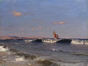 Дубовський Микола Набігаючі хвилі