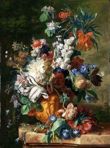 Хейсум Ян ван Букет цветов в урне