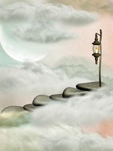 Дорога в хмарах