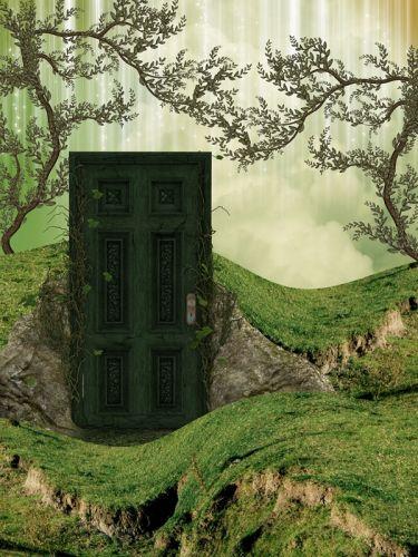 Фантастические двери