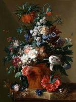Ваза с цветами 3