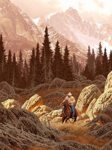 Скалистая гора