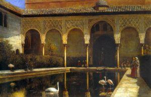 Уикс Эдвин Лорд Альгамбра, Гранада, Испания